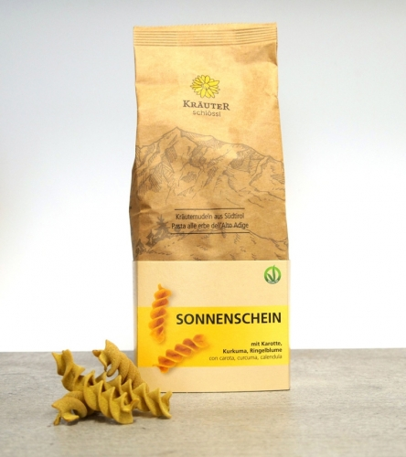 Fusilli Sonnenschein - Kräuterschlössl Südtirol